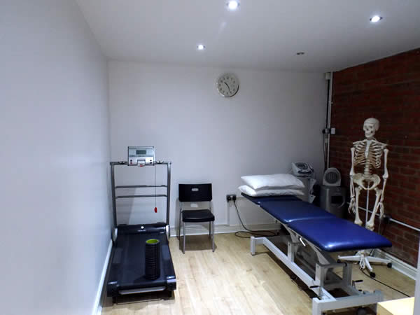 Physio Lab Oxford - Clinic